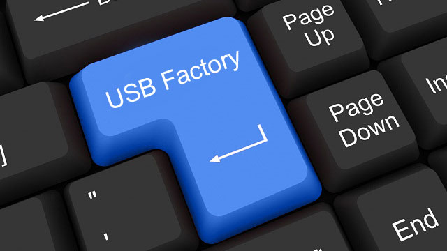 Live chat USB Factory