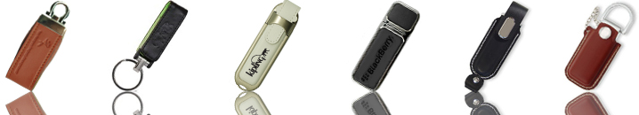 Leren USB Sticks
